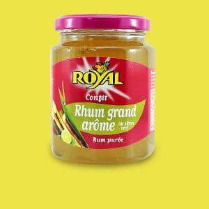 Rhum grand arôme